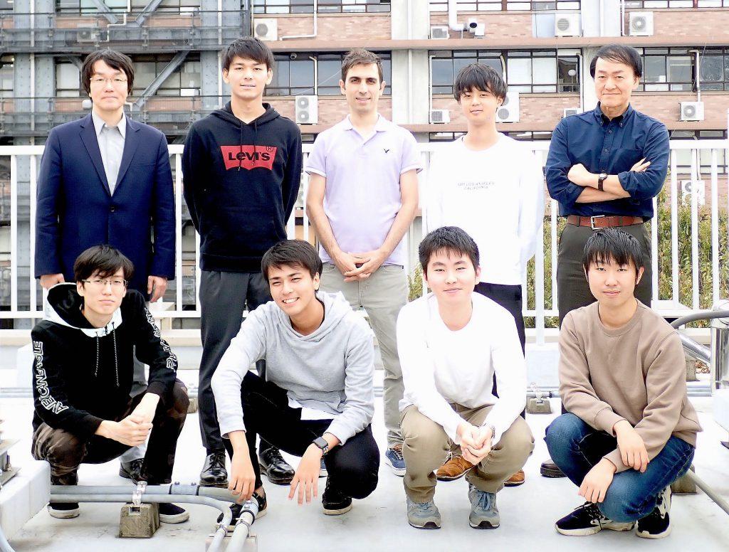 Iwasaki Laboratory Group Photo